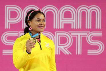 Juegos Panamericanos Lima 2019: levantamiento de pesas