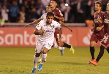 Junior-Sornoza-LigadeQuito-LigaPro-Copa-Libertadores