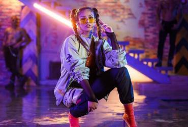Dayanara, artista ecuatoriana.